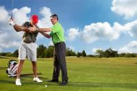 高尔夫教练