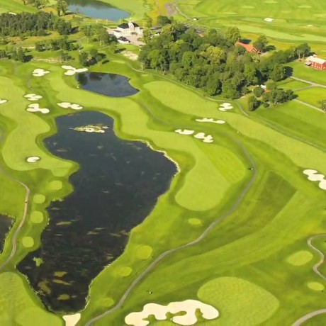瑞典高尔夫球场BROHOLF