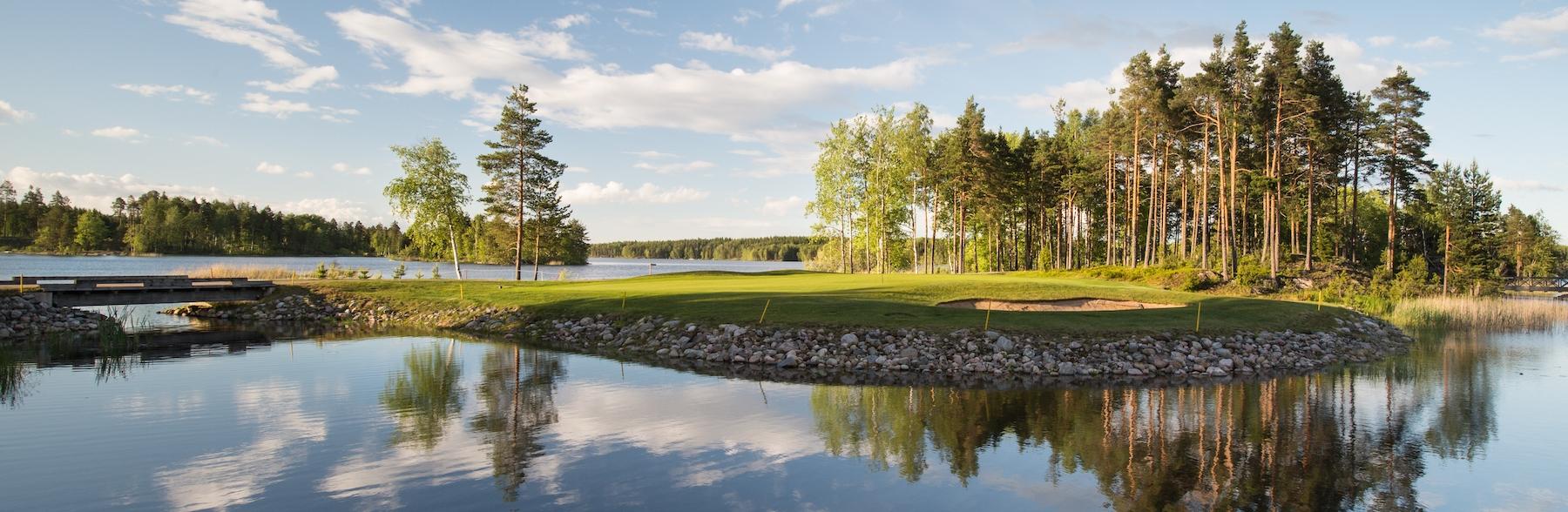 芬兰高尔夫球场NO.3Viipurin Golf Etelä-Saimaa Golf